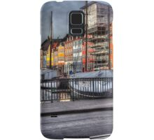 Copenhagen colours Samsung Galaxy Case/Skin