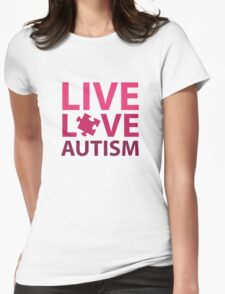 Live Love Autism T-Shirt