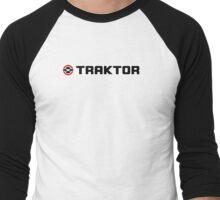 Traktor brand Men's Baseball ¾ T-Shirt