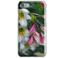 Summer Lilies iPhone Case/Skin