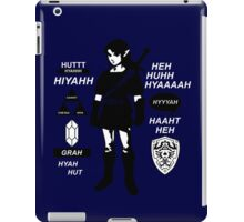 Link Quotes iPad Case/Skin