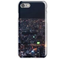 Tokyo Tower at night iPhone Case/Skin