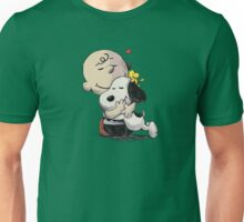 Everything Will Be Okay Peanuts Unisex T-Shirt