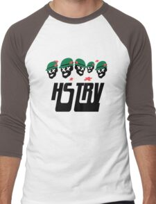 Bring Back Justice Men's Baseball ¾ T-Shirt