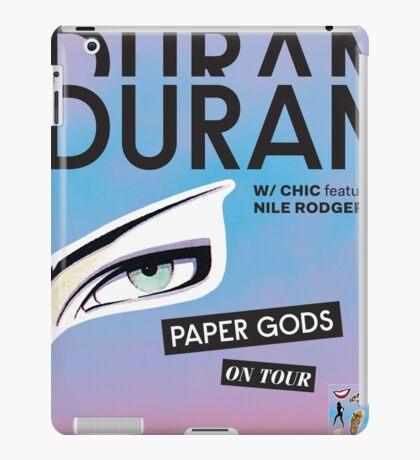 Duran Duran Paper Gods iPad Case/Skin