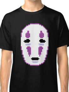 8-bit No Face (spirited away) <3 Pixel art <3 Classic T-Shirt