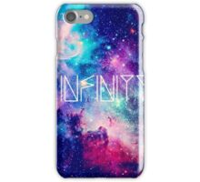 Infinity Galaxy  iPhone Case/Skin