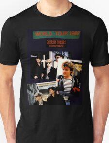 Scrapbook Duran Duran Unisex T-Shirt