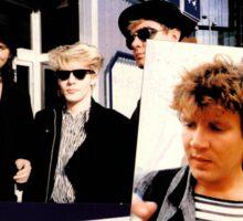 Scrapbook Duran Duran Sticker