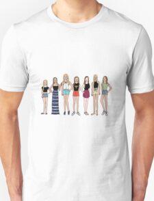 Sexy Seven Unisex T-Shirt