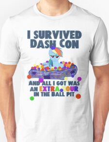 Ball Pit Survivor T-Shirt