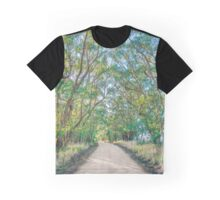Mount Magnificent, Adelaide Graphic T-Shirt