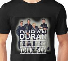 Duran Duran Paper Gods 2015 Unisex T-Shirt