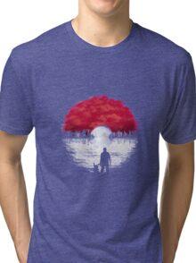 Gotta Catch 'em all! Tri-blend T-Shirt