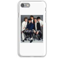 Vintage Duran Duran iPhone Case/Skin