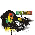 One love by William Mendez