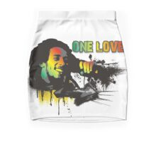 One love Mini Skirt