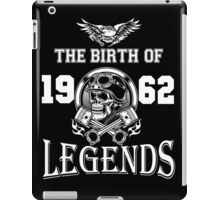 1962-THE BIRTH OF LEGENDS iPad Case/Skin