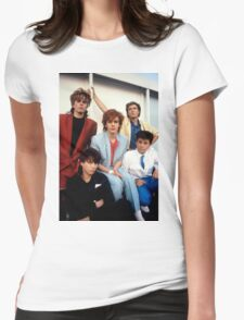 Vintage Duran Duran V Womens Fitted T-Shirt