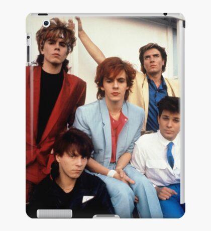 Vintage Duran Duran V iPad Case/Skin