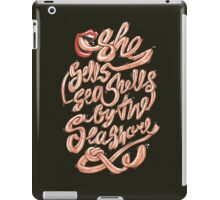 Tongue Tied iPad Case/Skin