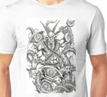 Goatlord In The Myst Unisex T-Shirt