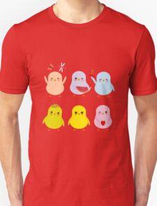 Happy Chicks Unisex T-Shirt