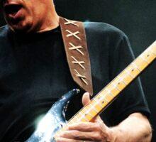 David Gilmour Sticker