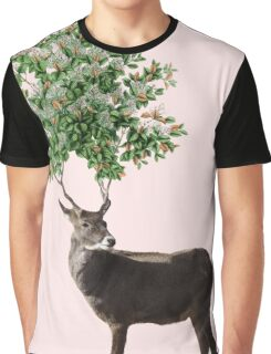 One With Nature V2 #redbubble #lifestyle Graphic T-Shirt