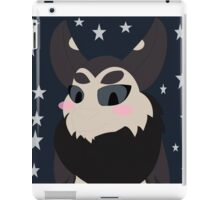 anime blushes iPad Case/Skin