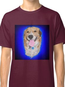 Dolly the Rescued Dog Classic T-Shirt