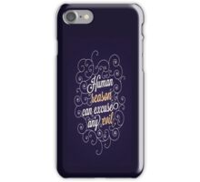 Divergent Qoute iPhone Case/Skin