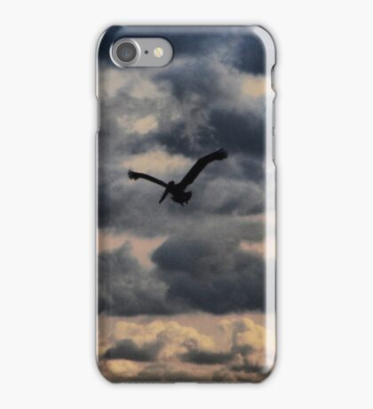 The Flying Monkey iPhone Case/Skin
