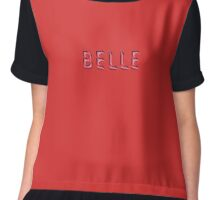 Belle Chiffon Top