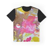 Pink Marble 2 Graphic T-Shirt