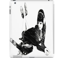 Put Your Head Down iPad Case/Skin