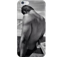 Back iPhone Case/Skin