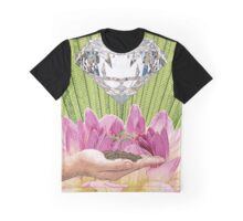 Diamond Template of Nature Graphic T-Shirt