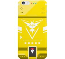 Team Instinct Pokemon Case iPhone Case/Skin