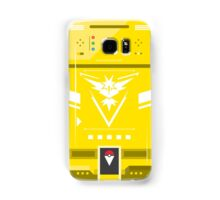 Team Instinct Pokemon Case Samsung Galaxy Case/Skin