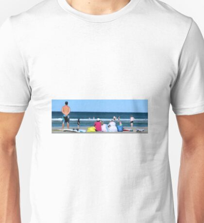 Broken Head Point Unisex T-Shirt