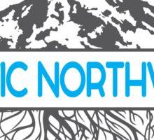 Pacific Northwest Roots Sticker