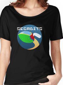 Opa Opa - SEGAbits Logo Shirt Women's Relaxed Fit T-Shirt