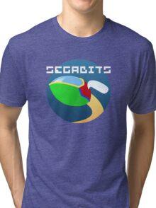 Opa Opa - SEGAbits Logo Shirt Tri-blend T-Shirt