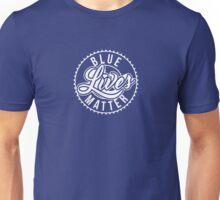 Blue Lives Matter - All Lives Matter - Police Officers Unisex T-Shirt