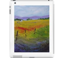 In the West iPad Case/Skin