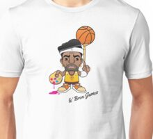 le' Bron James Unisex T-Shirt