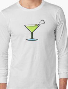 Martini  Long Sleeve T-Shirt