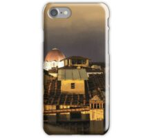 Rooftops of Florence iPhone Case/Skin