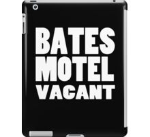 Bates Motel iPad Case/Skin